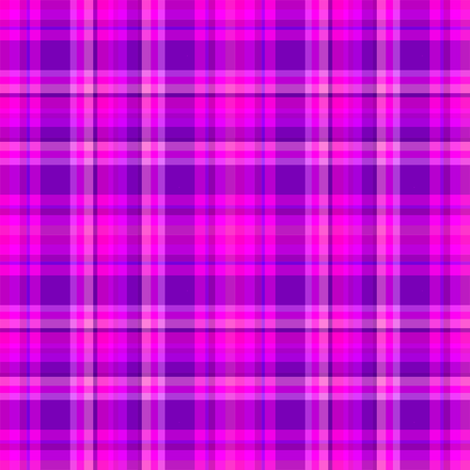 vibro plaid III fabric by janbalaya on Spoonflower - custom fabric
