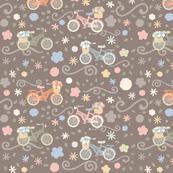 Pedals and Petals - Medium Print