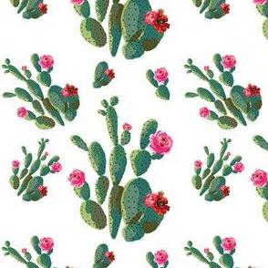 """4"""" Retro Cactus - Original"""