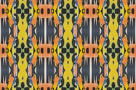Poster Pete 9, alt 1 fabric by susaninparis on Spoonflower - custom fabric
