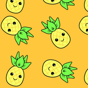 Kawaii Pineapple