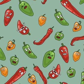 Hawt Peppers