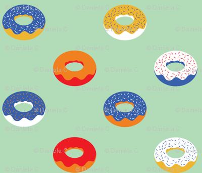 circus donuts