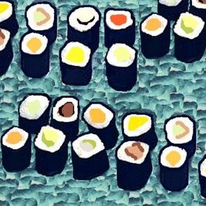 Sushi! (larger)