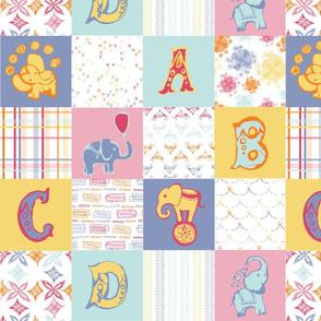 ABC Circus Elephants
