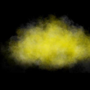 Yellow Clouds of Dust