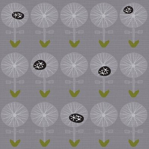 Bicycle meadow_Grey
