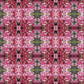Moroccan tile - Pink