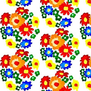 Mille Fiori/Flower Patches
