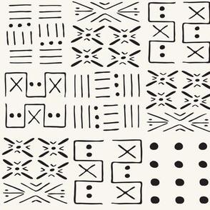 Safari Mud Cloth Pattern