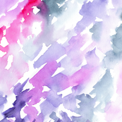 Watercolor tender texture