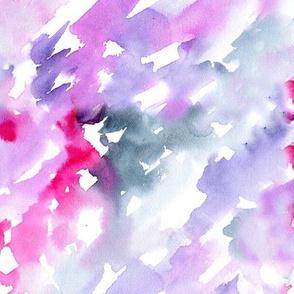 Watercolor tender texture