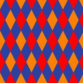 Alphabet Circus Harlequin (bright)
