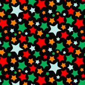 Alphabet Circus Starburst (bright)