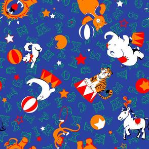 circus_animals_dark_blue