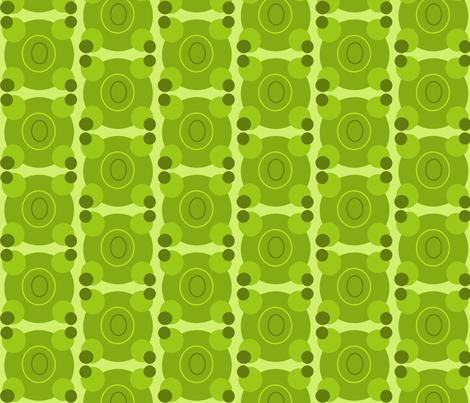 Retro Bonita  fabric by jodireaves on Spoonflower - custom fabric