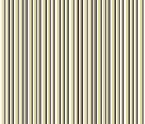 silver_sebright_stripe_2x2 fabric by leroyj on Spoonflower - custom fabric