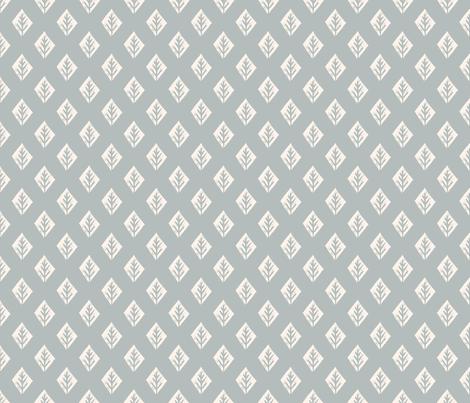 diamond fabric // safari mudcloth linocut design champagne/grey fabric by andrea_lauren on Spoonflower - custom fabric