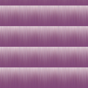 Thin White Fading Stripe Gradient Purple