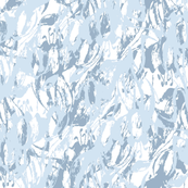 Light blue abstract marble