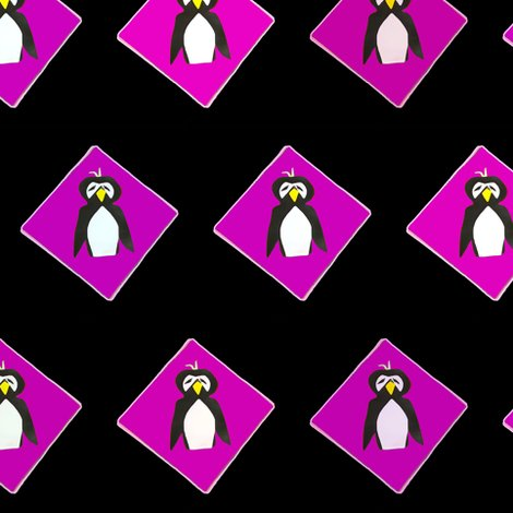Rrrrrrpenguins_on_fuchsia_spoon_yard_shop_preview