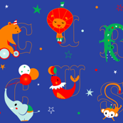 circus-animal-letter