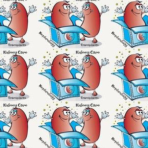 Kidney Fabric Transplants and Dialysis