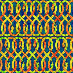 Snake horizontal