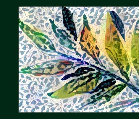 Leaf_mosaic_towel_shop_preview