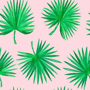 "18"" Bali Green / Pink"