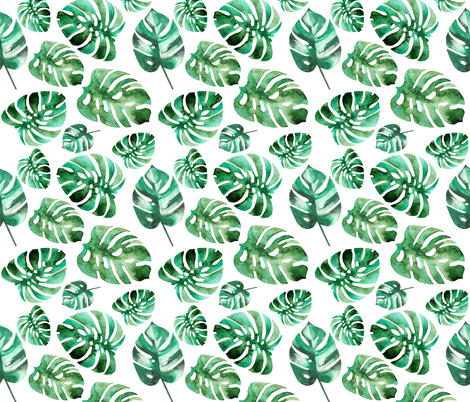 "14"" Kingman Drive  fabric by shopcabin on Spoonflower - custom fabric"