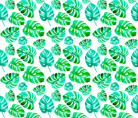 """14"""" Kingman Drive Washed Out fabric by shopcabin on Spoonflower - custom fabric"""