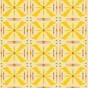 Bolt - Orange and Gold