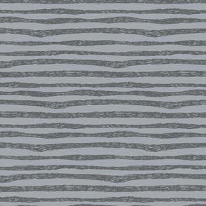 Kitty Stripe Gray