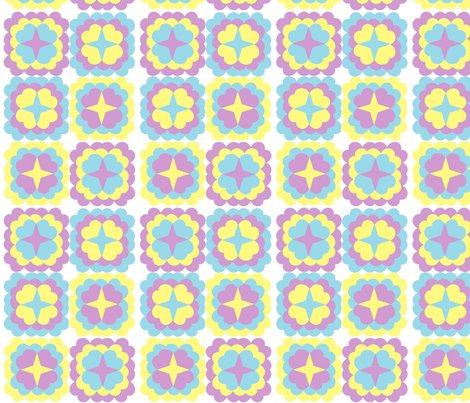 Rlavender_blue_yellow_retro_flowers_small_shop_preview