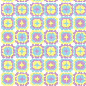 Lavender_Blue_Yellow_Retro_Flowers