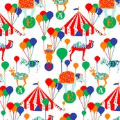 Circus Animals A through E