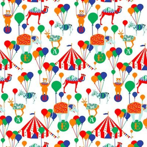 Circus Animals A through E