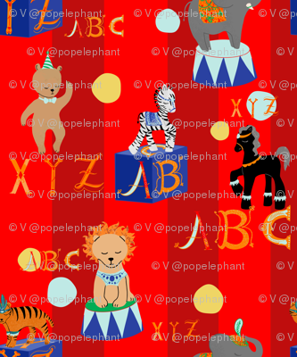 The Amazing Animal Alphabet!