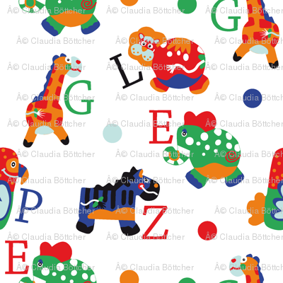 Big Five Animal Alphabet
