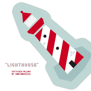 "Cut and Sew ""Lighthouse"""