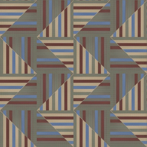 Sonic Zag (Taupe)