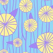 #SAGE summer flowers
