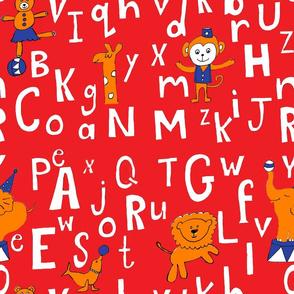 Alphabet_Circus_Red
