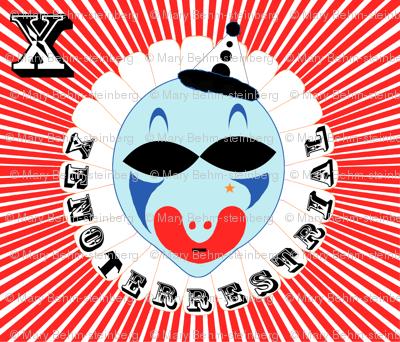 Xenoterrestrial Clown