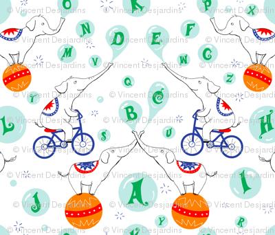El-alphabet Circus