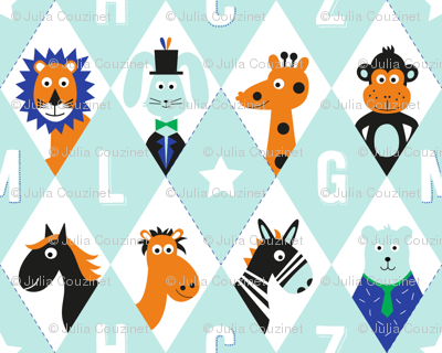 Animal-Alphabet
