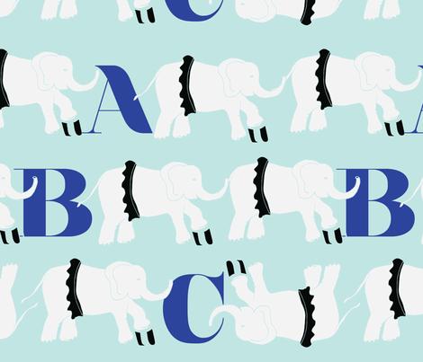abccircus-01 fabric by kristy_stafford on Spoonflower - custom fabric