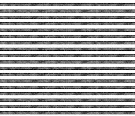 salted watercolor stripes // black fabric by ivieclothco on Spoonflower - custom fabric