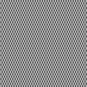 1:6 Argyle-Grey, White, Black, Light Grey